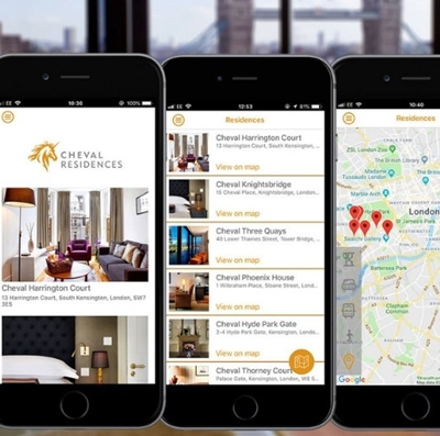 Criton Blog Multiple Property Group App