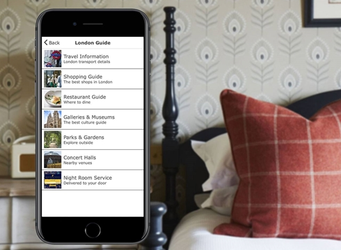 Dunstane Houses Hotel App Local Guide