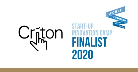 criton finalist startup innovation camp