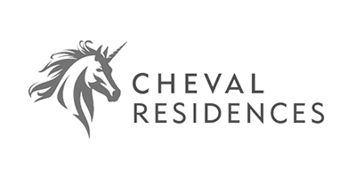 Cheval Residences logo