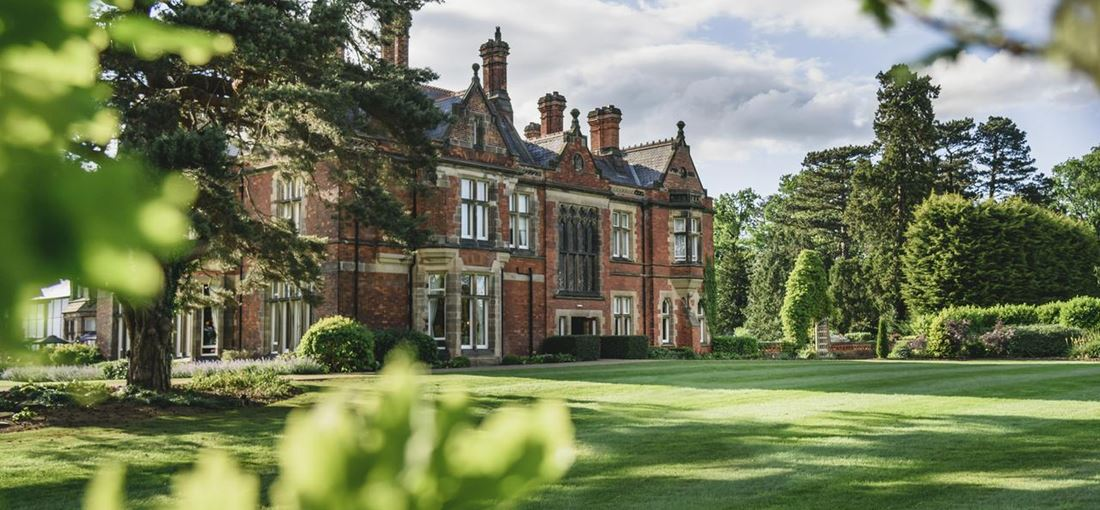 Rockliffe Hall Golf & Spa Resort